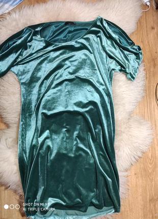 Шикарое платье 50-52 размер италия
