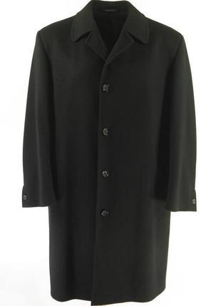 Кашемировое пальто ralph lauren.