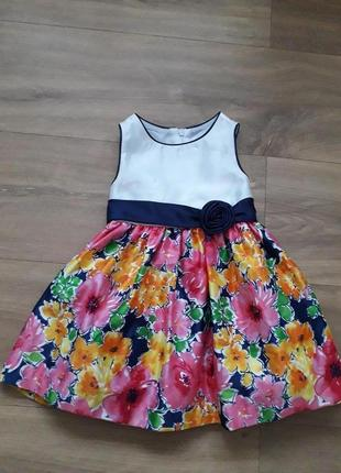 Обалденно красивое принцессное платье с америки