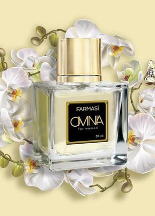 Женская парфюмированная вода farmasi omnia, 50мл