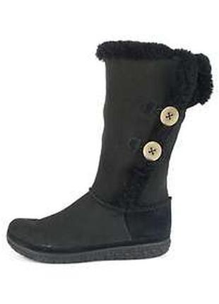 Новые clarks зимние женские сапоги сапожки зима чоботи зимовi 39-39.5