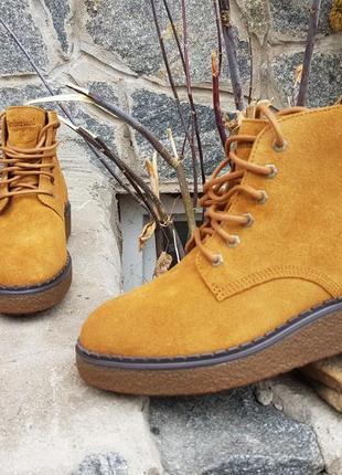 Оригинальные женские ботинки timberland