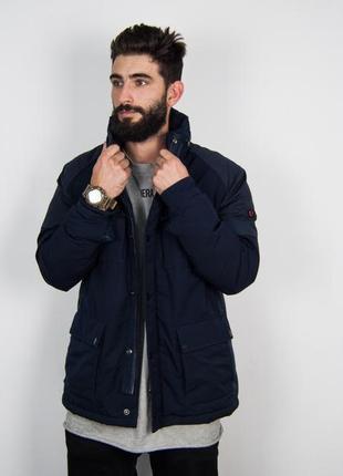 Куртка - парка strellson милитари м65