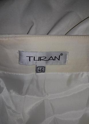 Оригинальная юбка фирмы - turan4 фото