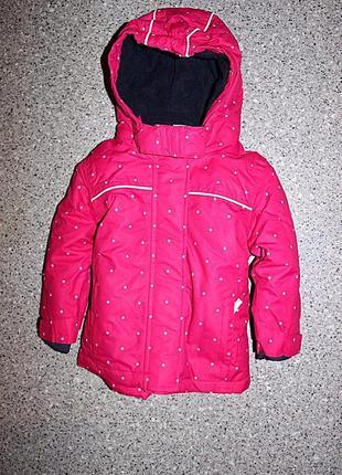 Зимняя куртка на морозы