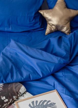 Постільна білизна однотонна постіль поплін постельное белье
