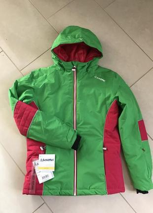 Куртка лыжная водонепроницаема дорогой бренд schoffer размер s