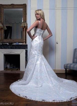 Весільне плаття divina sposa