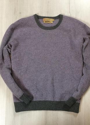 Шерстяной свитер collezione джемпер кофта мужская
