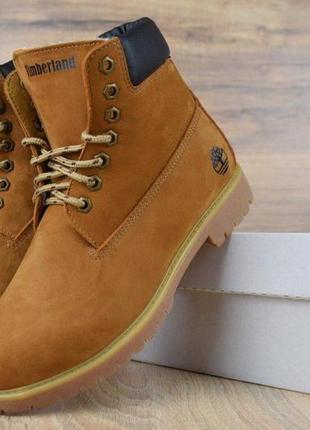Шикарные зимние женские ботинки/ сапоги/ угги timberland classic fur 😍 {с мехом}