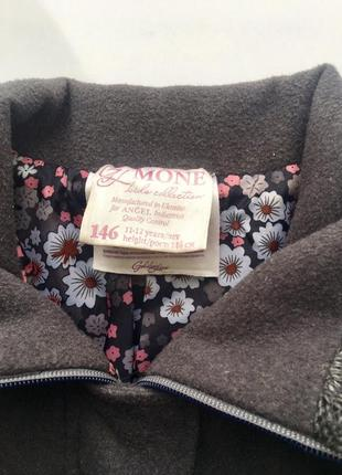 Пальто, куртка, жакет 134-140