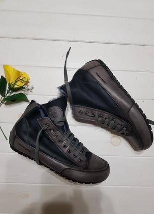 Теплые ботинки  размер 38 candice cooper