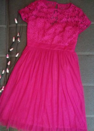Шикарное вечернее платье большого размера 52-54