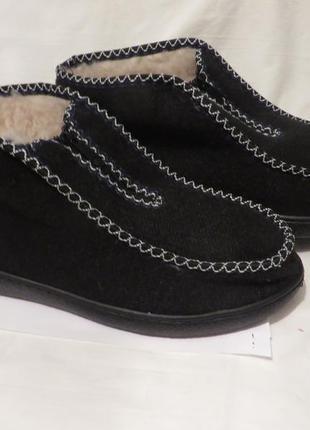 Бурки ботинки мех шерсть