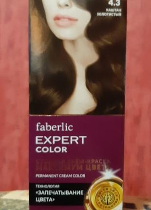 Стойкая крем-краска  максимум цвета  expert color
