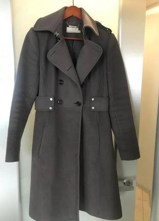 Шерстяное пальто karen millen. оригинал