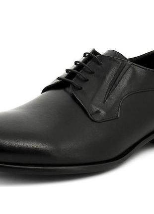 Туфли мужские дорогого бренда туфлі чоловічі