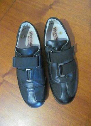 Туфли - мокасины woodman италия