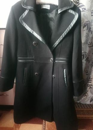 Пальто кашемир куртка шуба