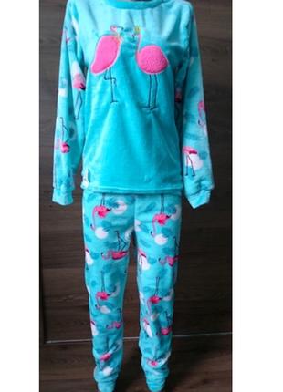 Пижама  с вышивкой