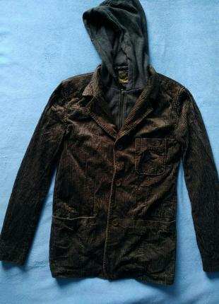 Мужская вельветовая куртка blend