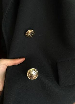 Теплое пальто zara2 фото
