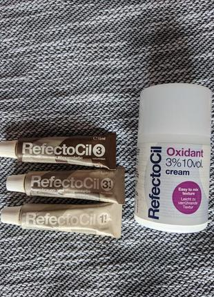 Лот refectocil
