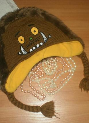 Класна оригінальна прікольна шапочка
