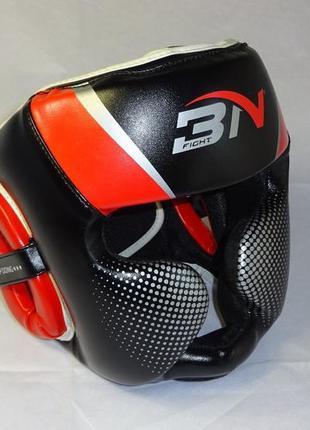 Шикарный шлем для единоборств ог 50-54см