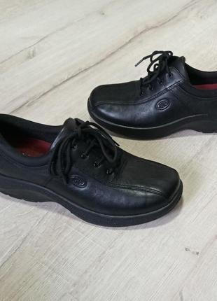 Легкие туфли hush pappies