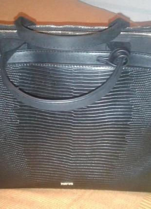Супер стильная деловая сумка parfois