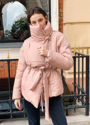Распродажа ! зимняя куртка пуховик одеяло  песок9 фото