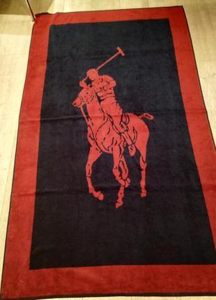 Махровое полотенце 100*170