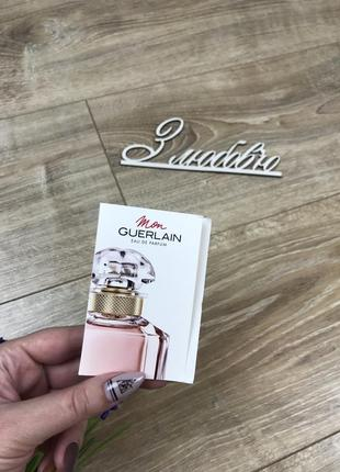 Guerlain mon guerlain парфумована вода,пробник оригінал