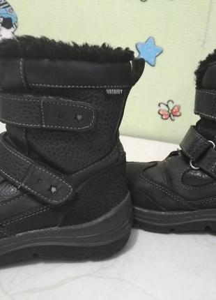 Зимние ботинки, котофей, 25 размер.