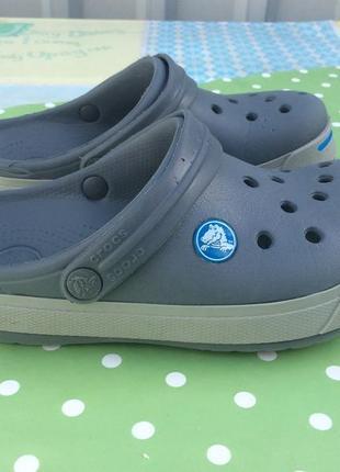 Кроксы crocs c 12-13