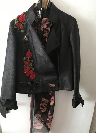 Нарядная куртка philipp plein