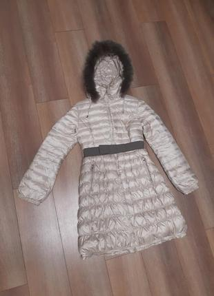 Пуховик snowimage junior