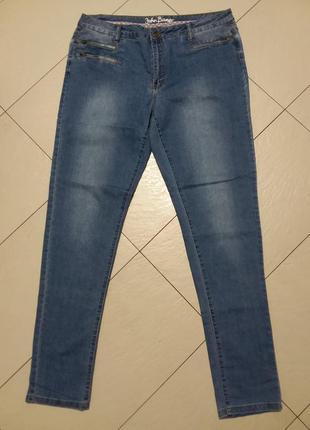 Стильные джинсы большой размер