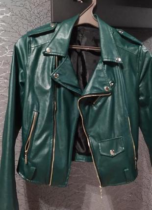 Куртка ( кожзам)