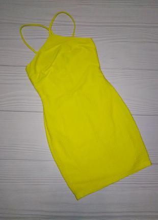 Яркое облегающее платье от miss selfridge