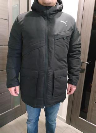 Оригінальна куртка puma