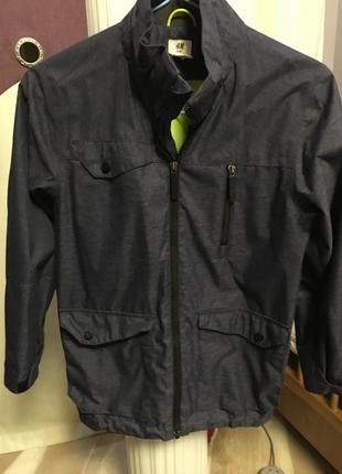 Куртка ветровка на мальчика h&m sport