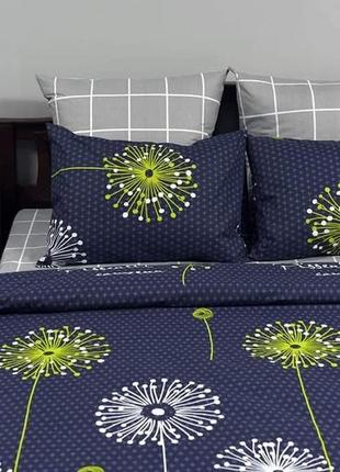 Комбинированный комплект постельного белья, все размеры