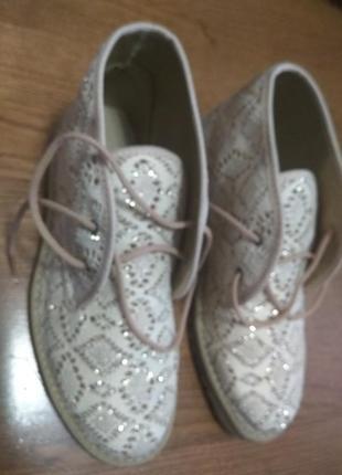 Ботинки женские 37 размер