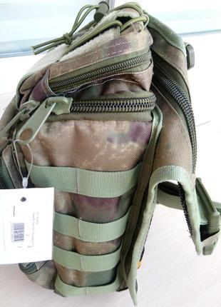 Крутая тактическая сумка moлon labe
