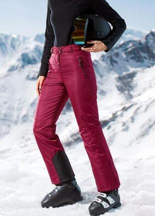 Crivit® женские лыжные штаны. германия.