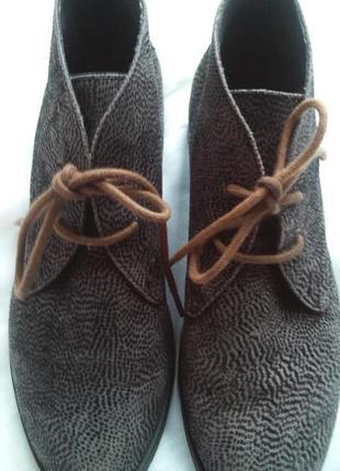 Ботинки утеплённые, 37.5 р. marco tozzi