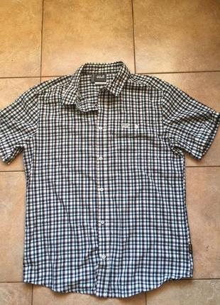 Jack wolfskin рубашка чол.р.m