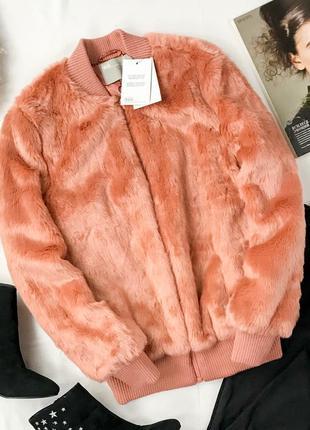 Мегакрутая шубка-куртка  ov 1941054  asos
